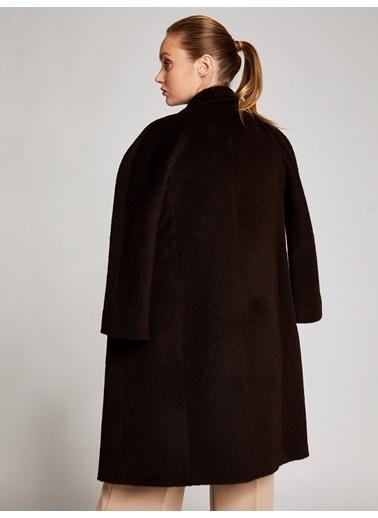 Vekem-Limited Edition Palto Kahve